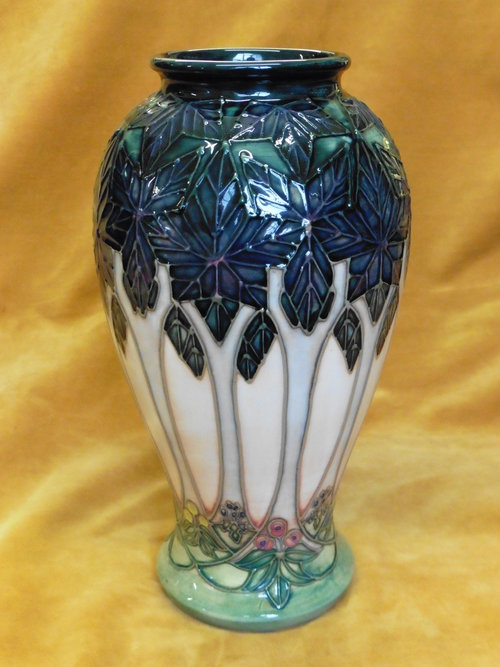 Antiques Atlas Moorcroft Vase
