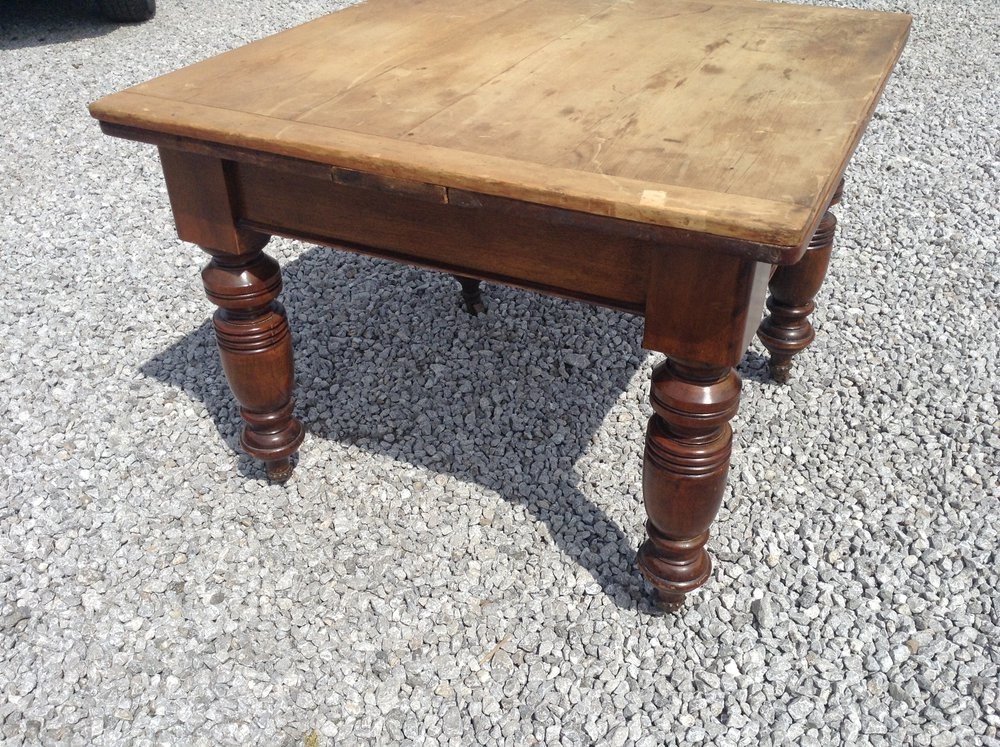 Antique Pine Extending Table Antiques Atlas