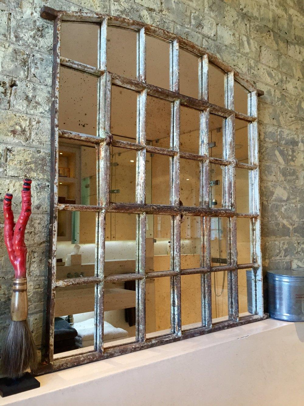 Antiques Atlas Antique Slow Arch Window Mirror