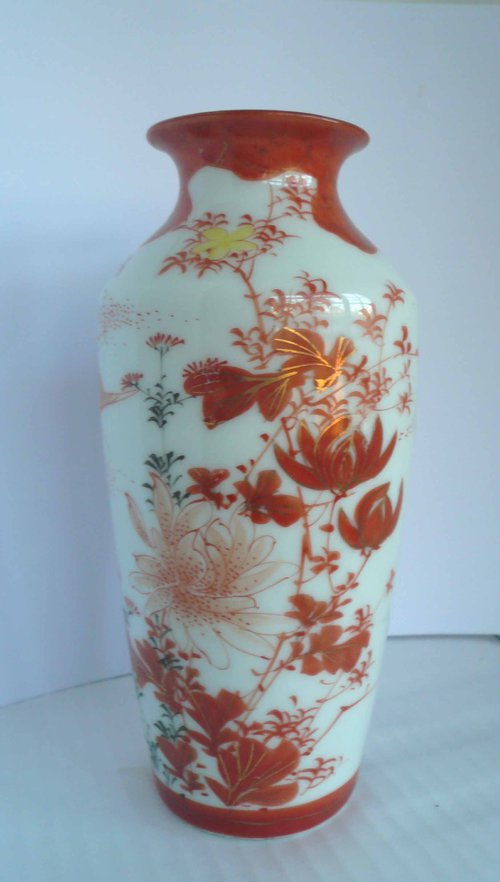 Antiques Atlas Kutani Vase