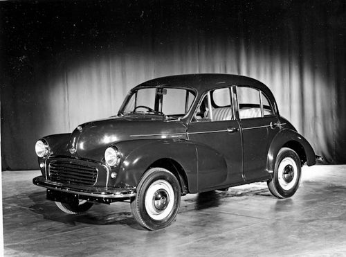 Dating a morris minor