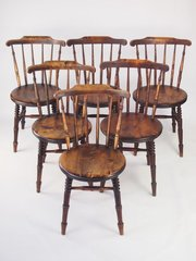 Pine Antique Dining Chairs Antiques Atlas