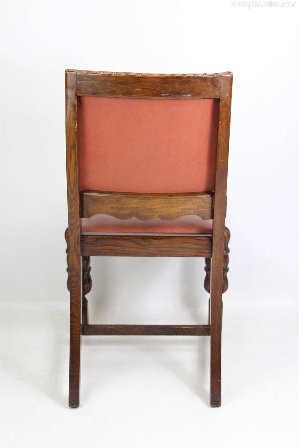 Antique Dining Chairs Art Deco
