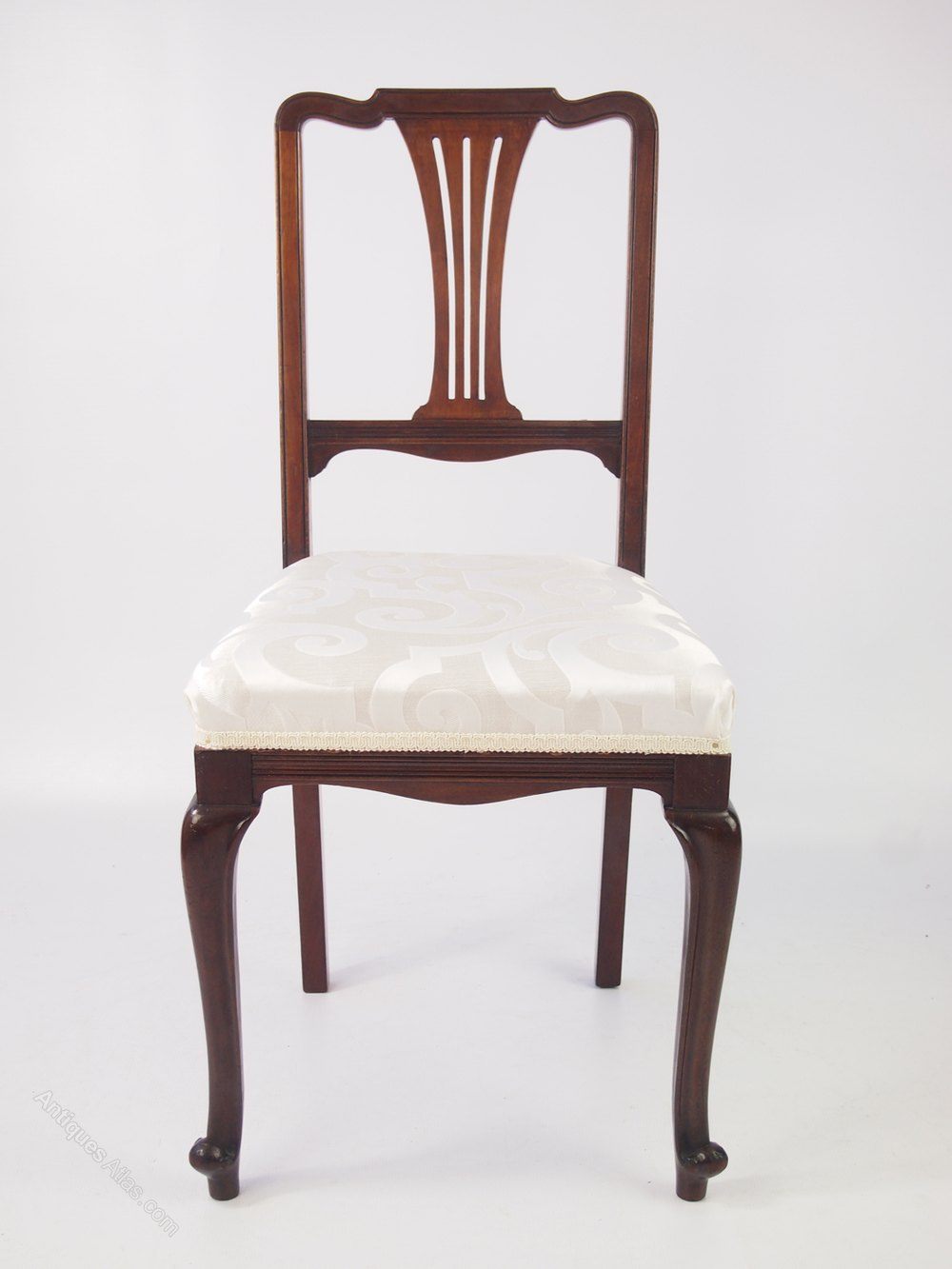 small antique edwardian dressing table chair antiques atlas. Black Bedroom Furniture Sets. Home Design Ideas