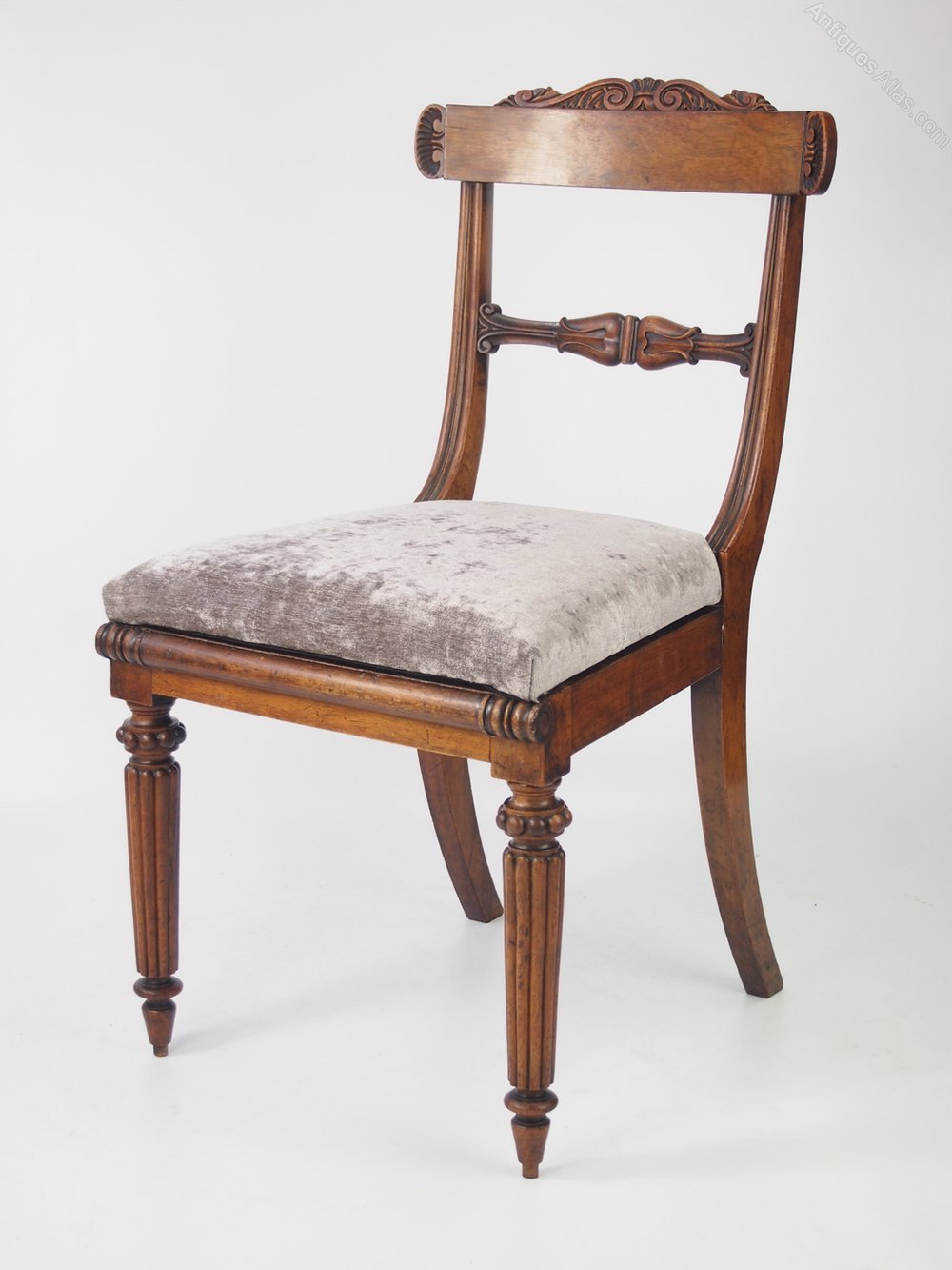William IV Antique Armchairs, Occasional Chairs