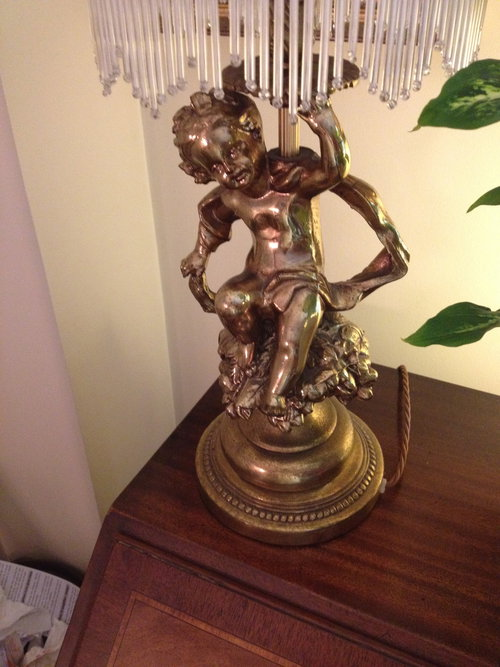 Cherub Floor Lamp