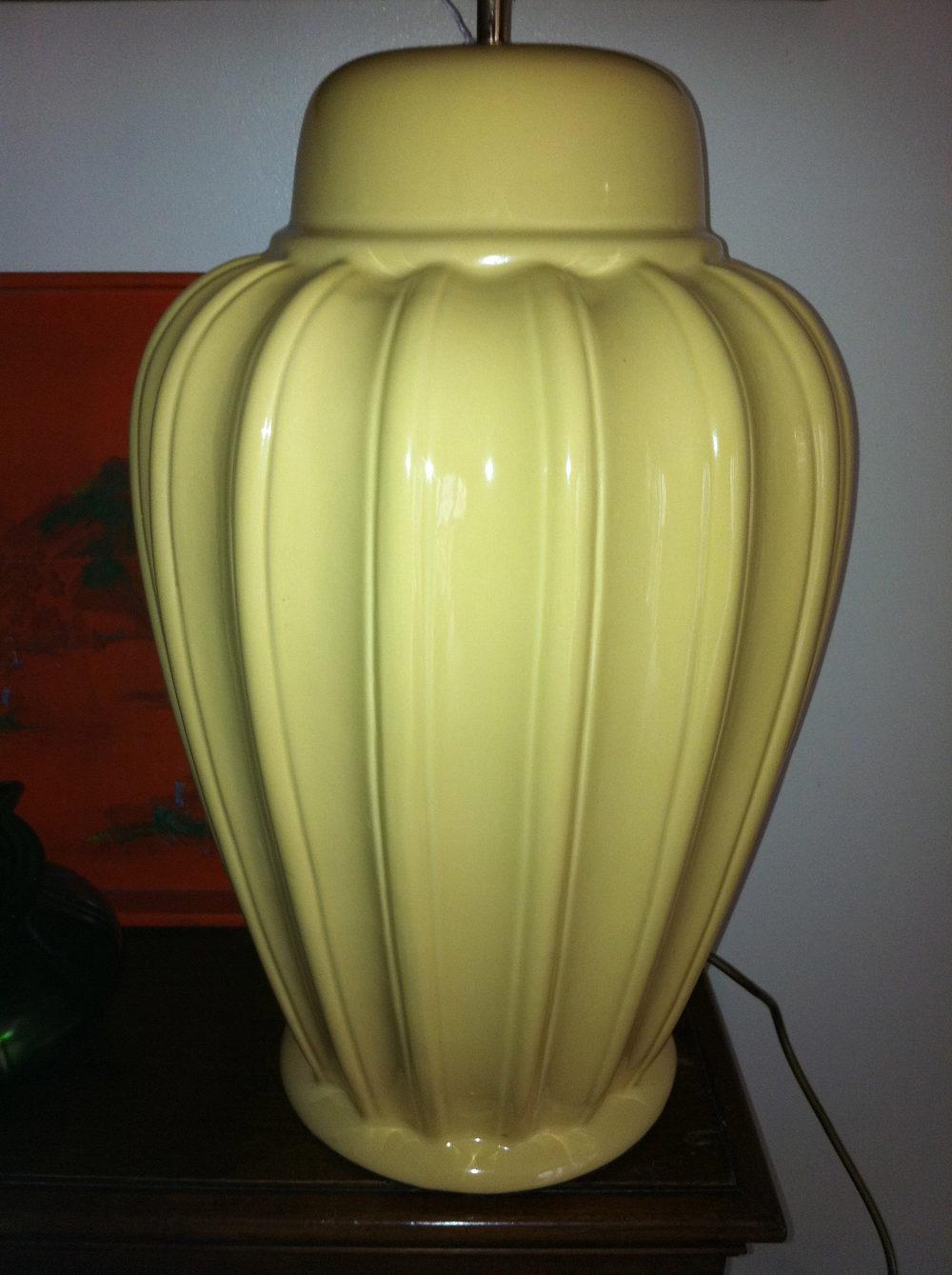 Antiques Atlas 1960 S Vintage Ceramic Table Lamp
