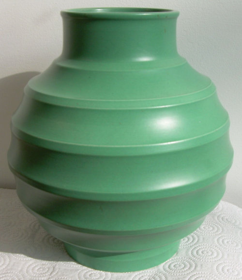 Antiques Atlas A Keith Murray Wedgewood Vase