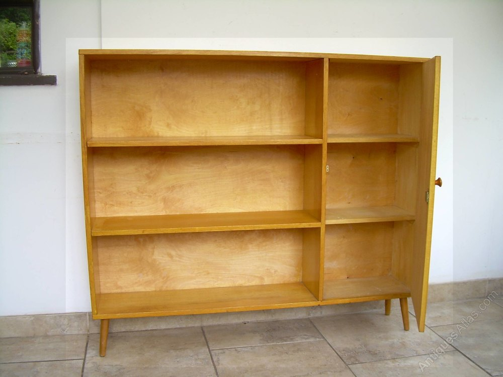 Antiques Atlas A Retro Bookcase And