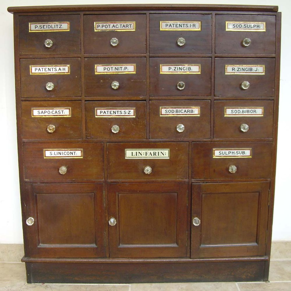 ... Antiques Of Exeter · Apothecary cabinet - Antique Apothecary Cabinets Sold - Antiques Atlas