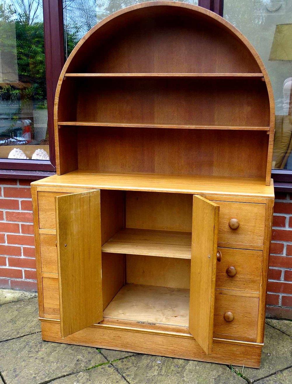 As160a805 on Quarter Sawn Oak Dresser