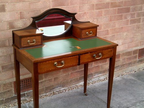 Antique Ladies Writing Desk - Antique Ladies Writing Desk Antique Furniture
