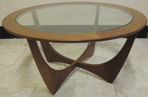 Astro Coffee Table.Antiques Atlas G Plan 1960 S Astro Design Circular Coffee Table