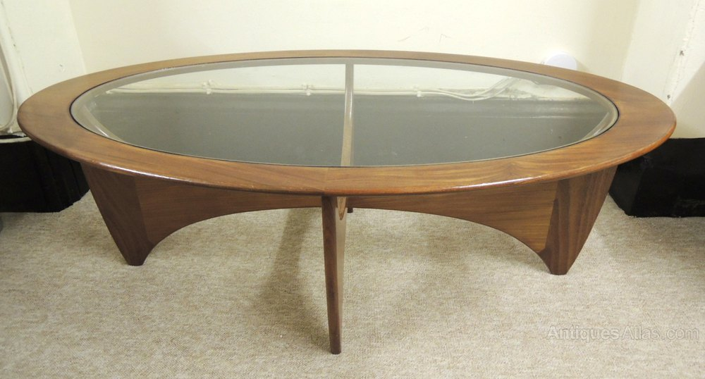 G Plan Oval Midcentury Retro And Vintage Coffee Tables