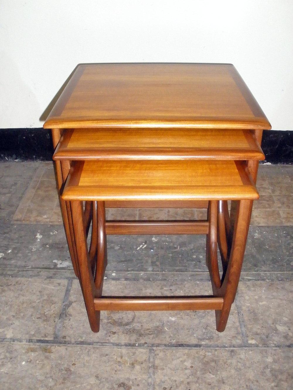 Antiques Atlas Retro 1960 S G Plan Nest Of Tables