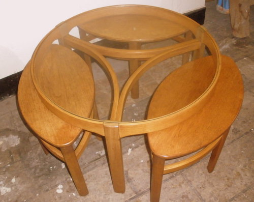 Antiques Atlas Retro 1960 S Nathan Nest Of Tables Tear