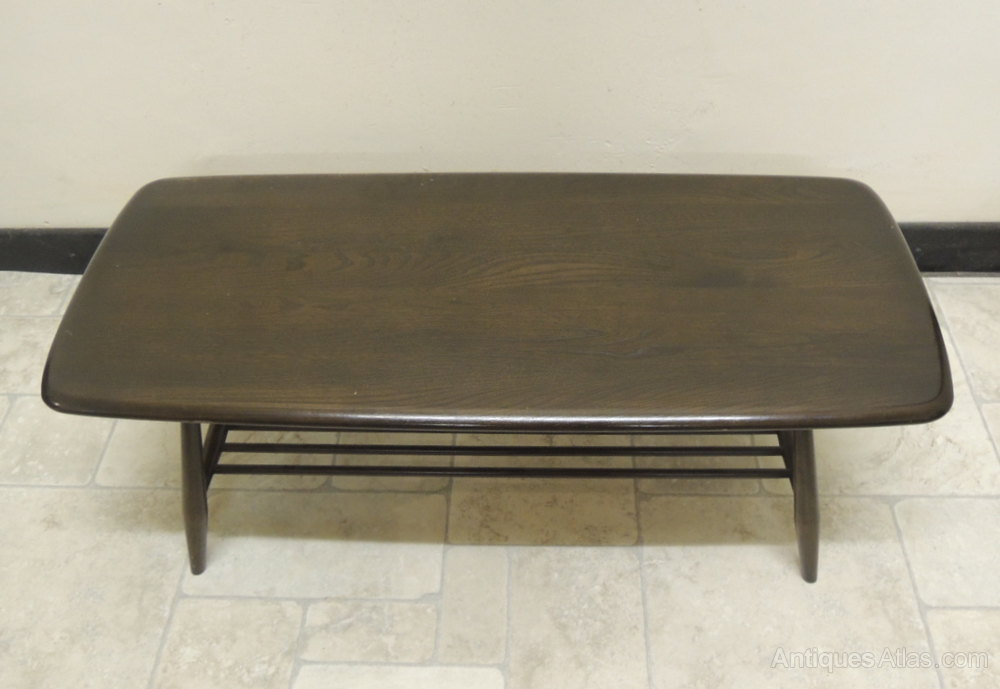 Antiques Atlas Retro Ercol Windsor Coffee Table
