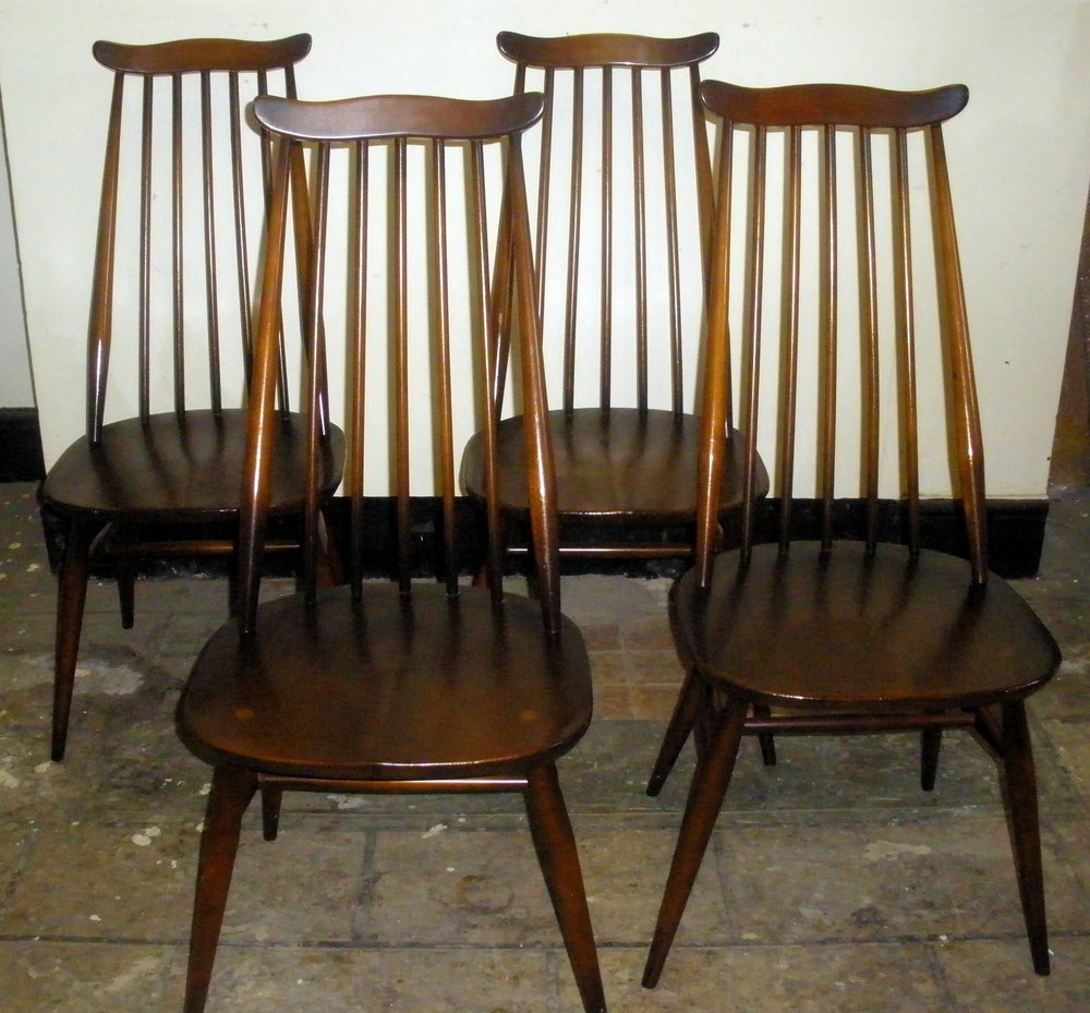Antiques Atlas - Retro Set Of 1960's ERCOL GOLDSMITH ...