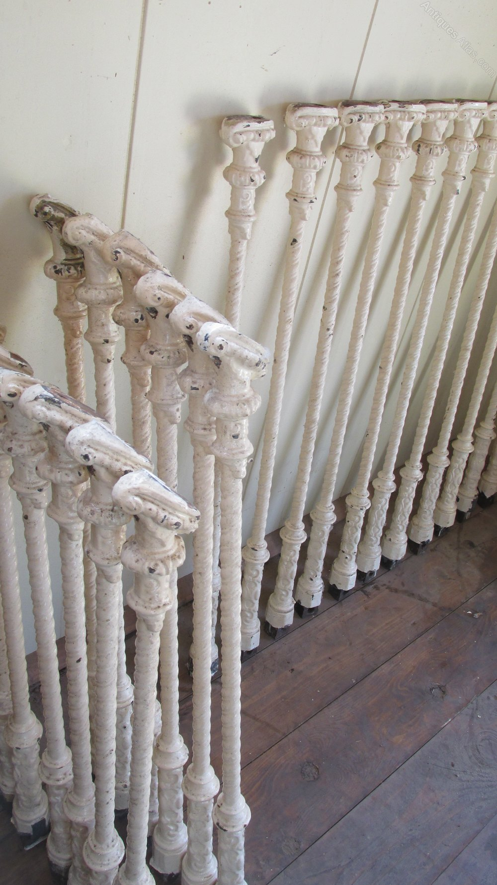 Antiques Atlas - Victorian Stair Balustrades
