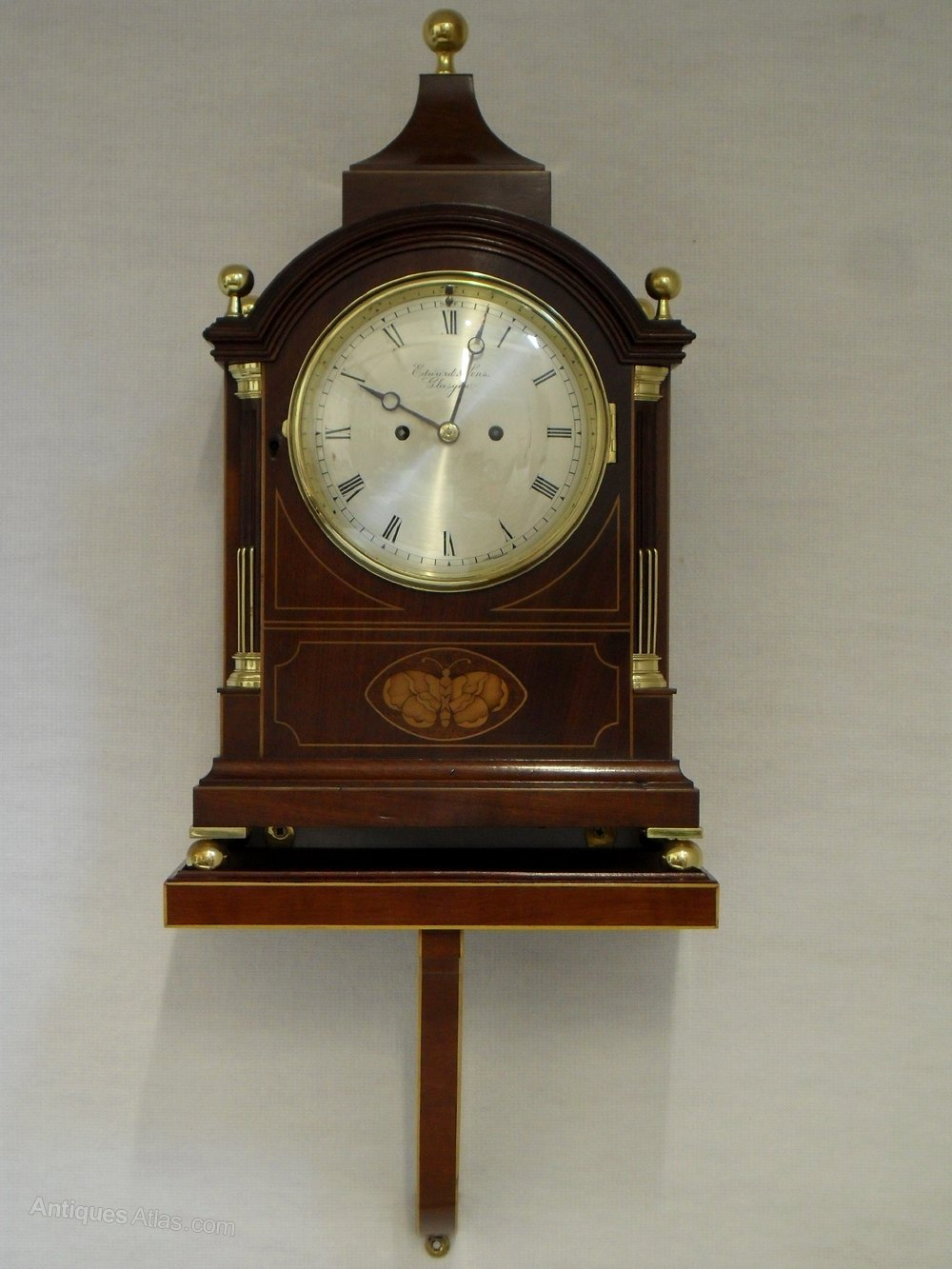 Antiques Atlas Victorian Bracket Clock