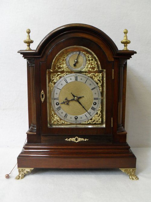 Antiques Atlas Westminster Chime Clock