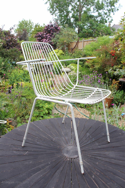 ... Garden Furniture Mid Century Modern 1950s ...