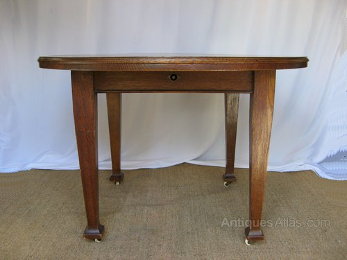 Arts And Crafts Dining Room Furniture Arts Crafts Dining Table