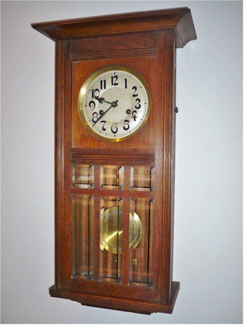 Antiques Atlas - Arts And Crafts Wall Clock