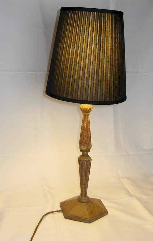 Antiques atlas limed oak table lamp in the manner of heals limed oak table lamp in the manner of heals aloadofball Image collections