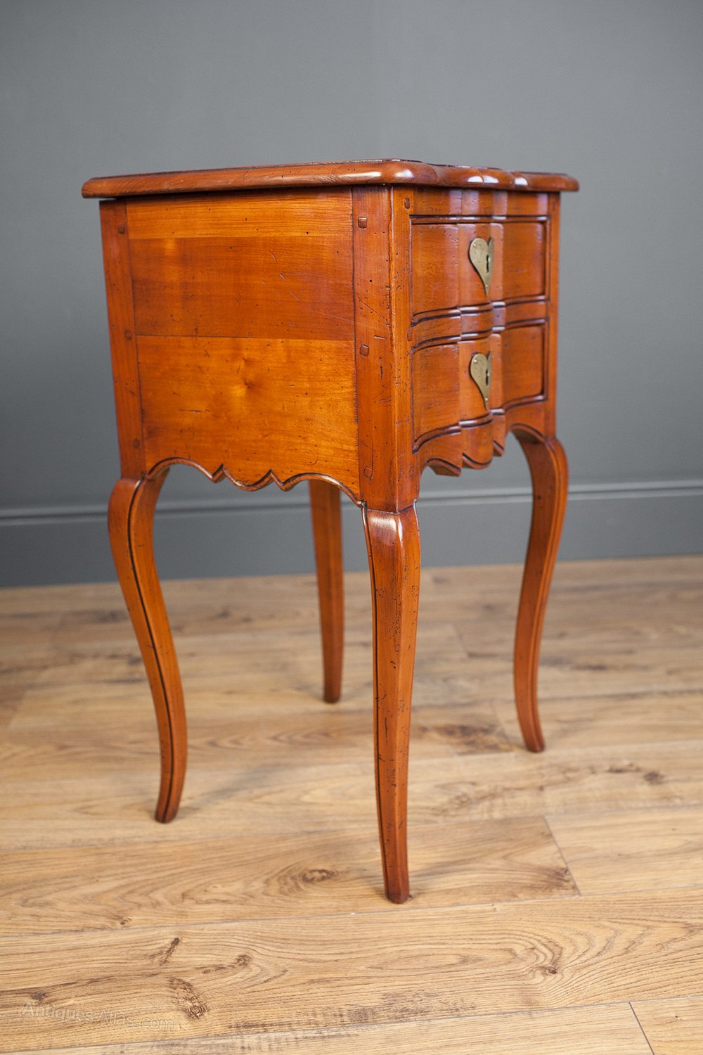 Photos French Fruitwood Side Table