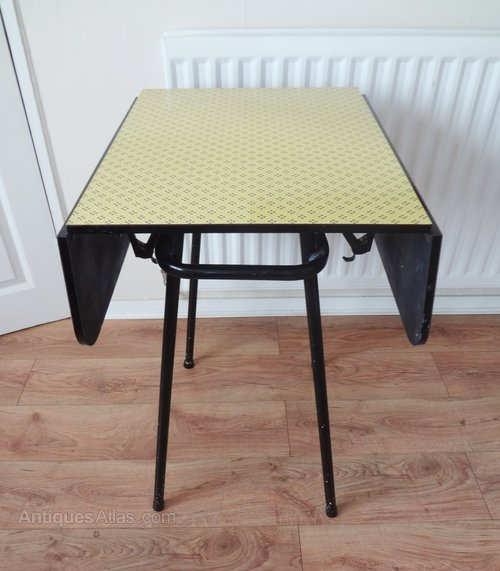 Antiques Atlas 1950s Retro Formica Kitchen Table