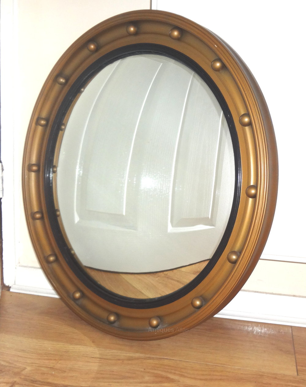 Antiques Atlas Antique Large Convex Wall Mirror