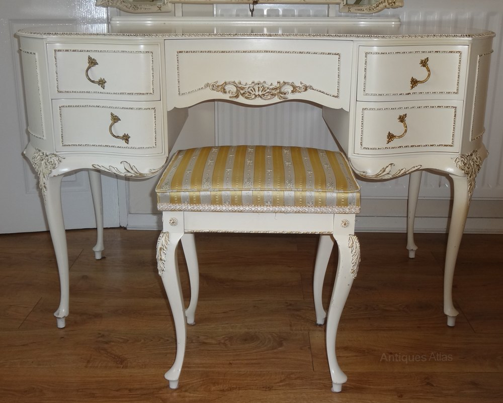 Antiques Atlas French Louis Dressing Table Amp Stool