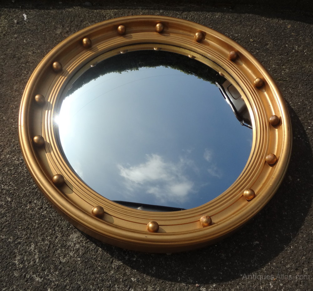 Antiques Atlas Vintage Convex Mirror
