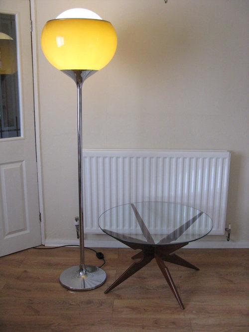 Antiques Atlas Guzzini Floor Lamp