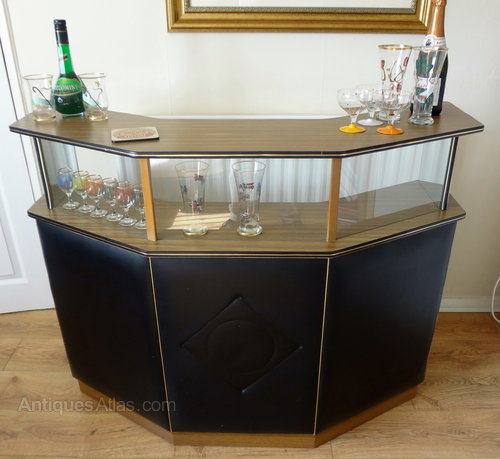 Retro Home Cocktail Bar ...