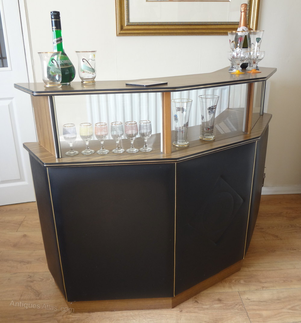 Home Bars For Sale: Retro Home Cocktail Bar