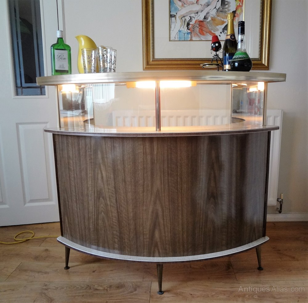 Antiques Atlas Mid Century Home Cocktail Bar