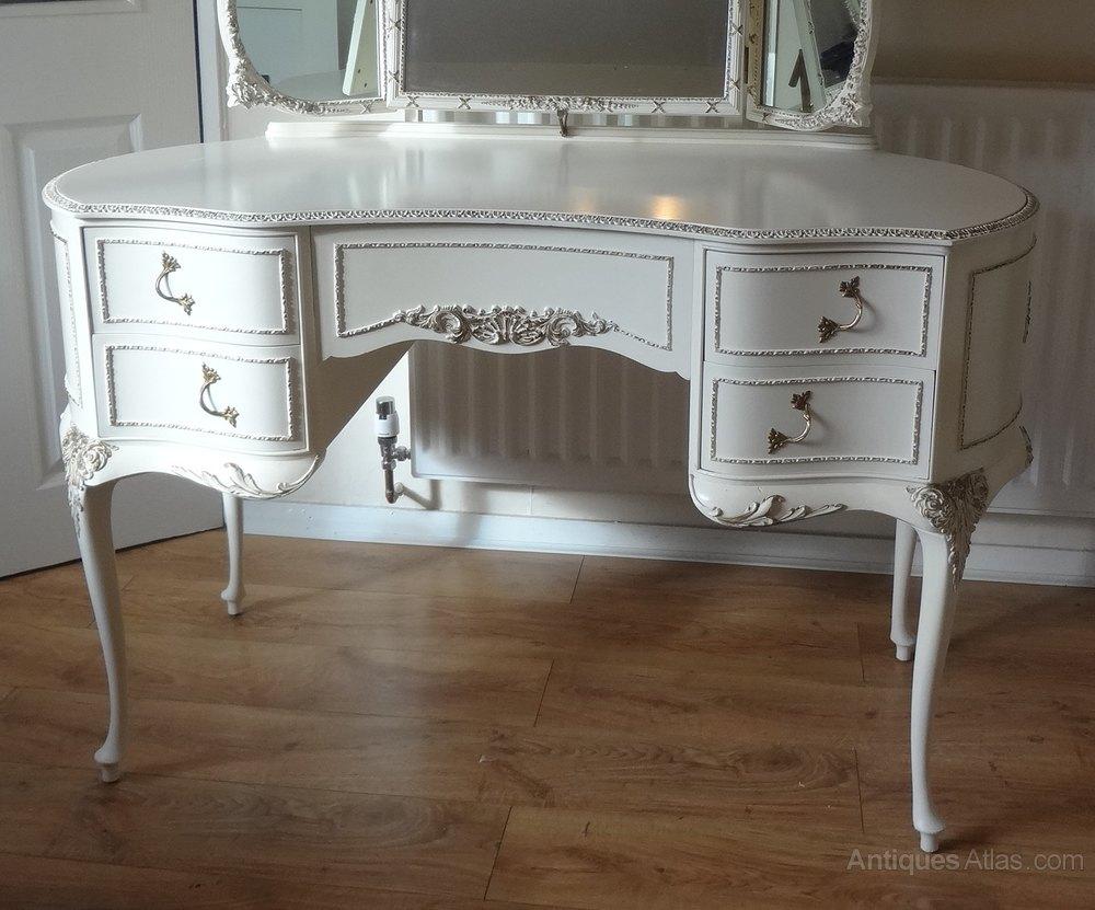 Vintage dressing table - Olympus Louis Dressing Table Midcentury Retro And Vintage Dressing Tables