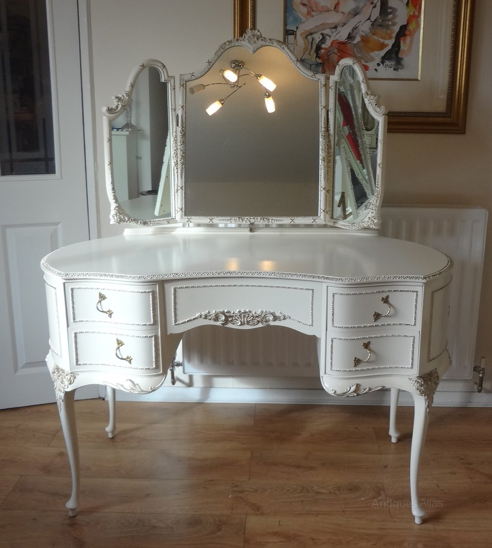 Antiques Atlas Olympus Louis Dressing Table