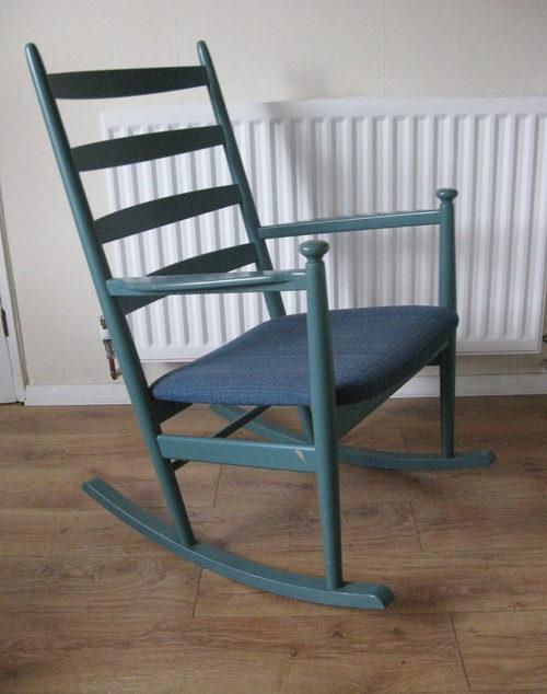 Pleasing Antiques Atlas Retro Danish Rocking Chair Niels Eilersen Pdpeps Interior Chair Design Pdpepsorg