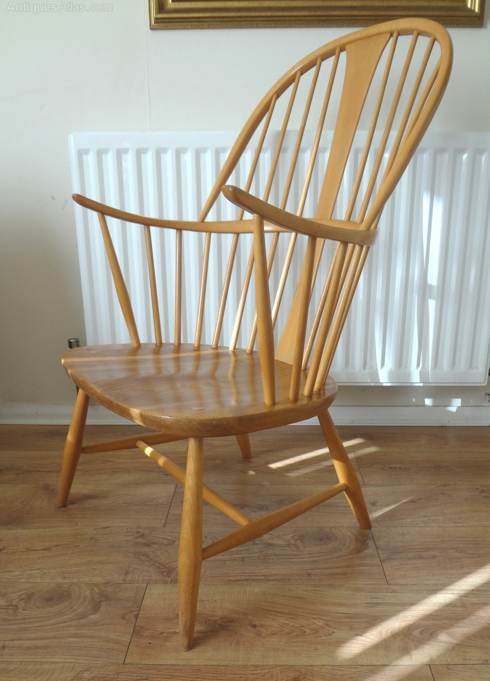 Antiques Atlas - Retro Ercol Chair