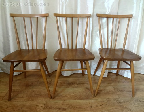 the best attitude 4482a 5fcce Antiques Atlas - Retro Ercol Windsor Dining Chairs