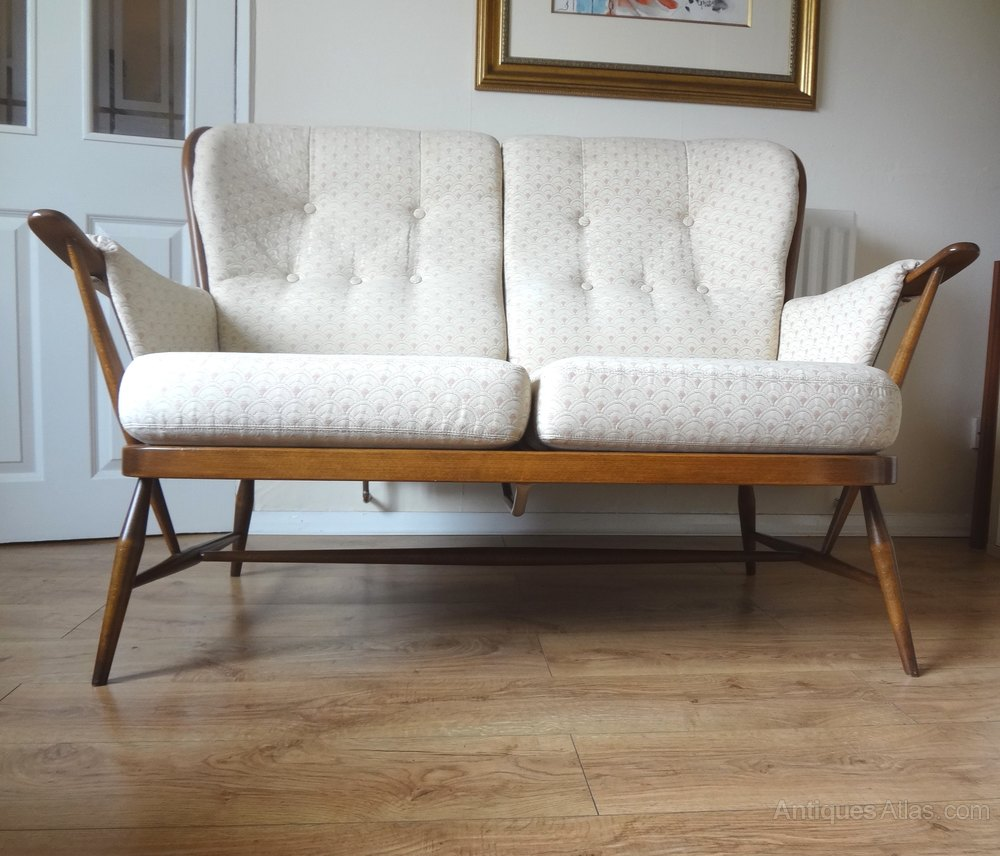 Ercol Windsor Sofa Frame Refil Sofa
