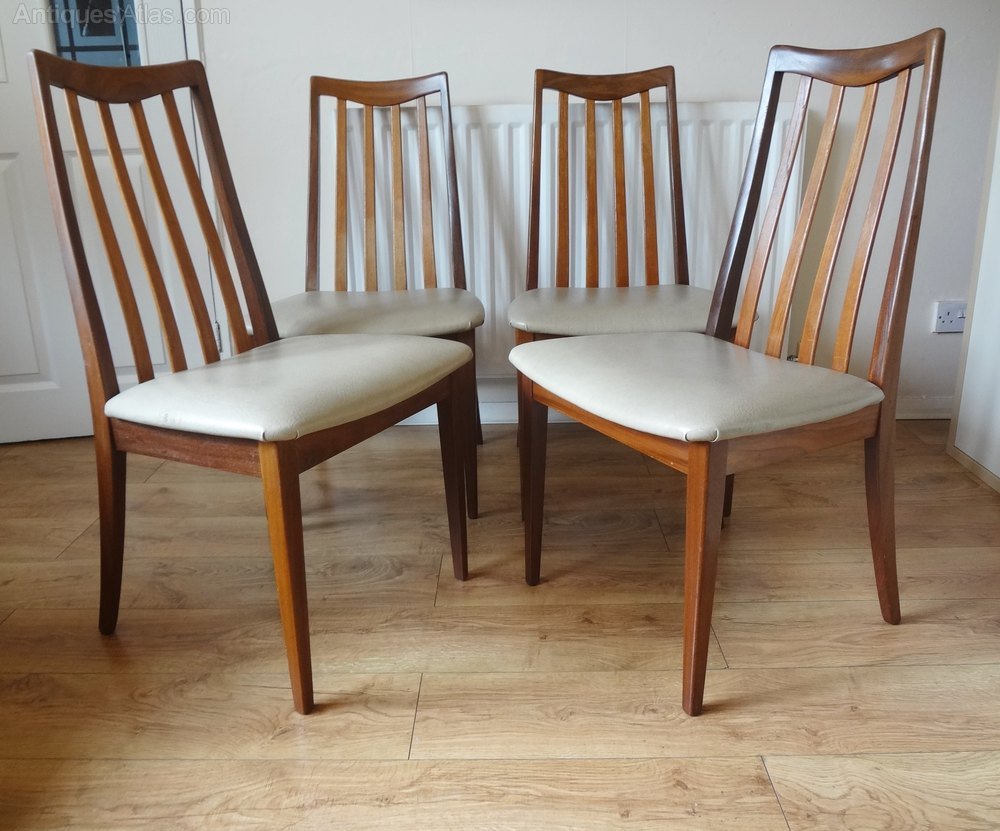 Antiques Atlas Retro G Plan Teak Dining Chairs