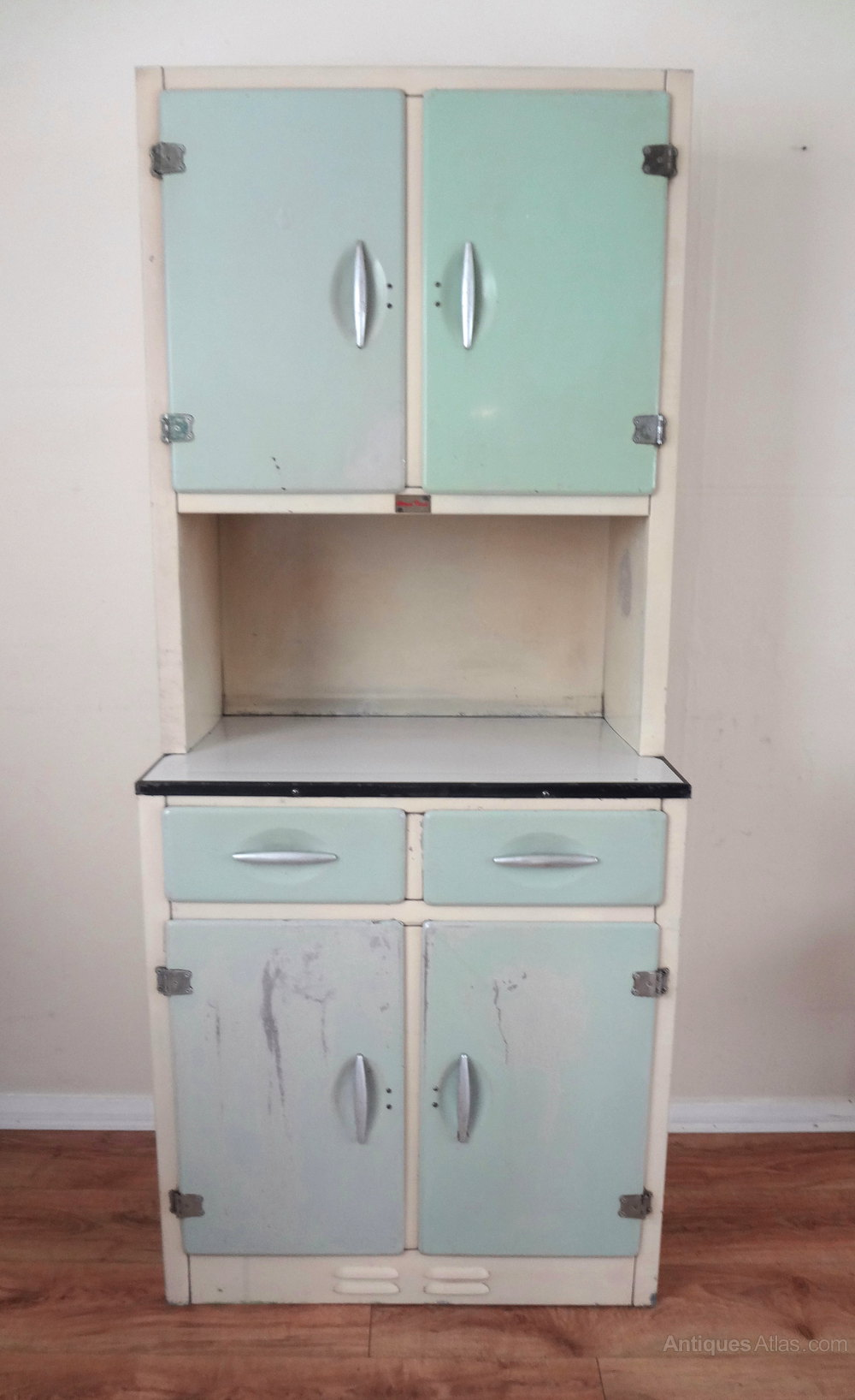 Antiques Atlas Retro Kitchen Larder Cupboard