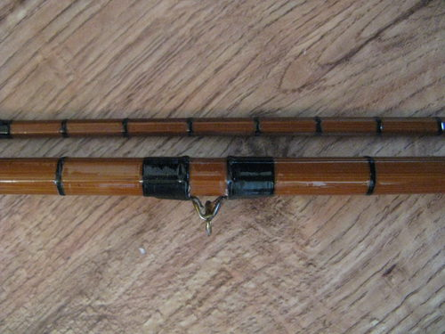 Antiques Atlas Vintage Fishing Rod