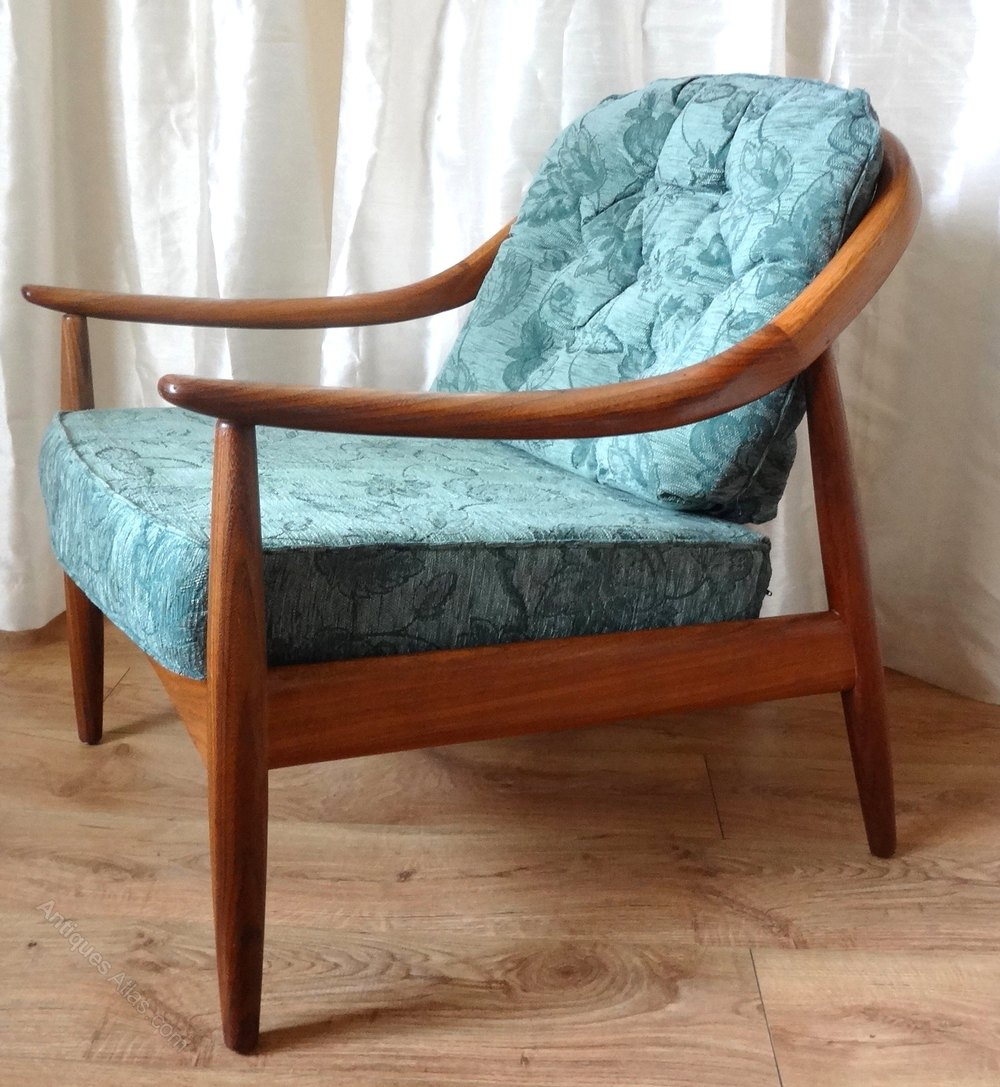 antiques atlas pair retro 1960s teak chairs by greaves thomas