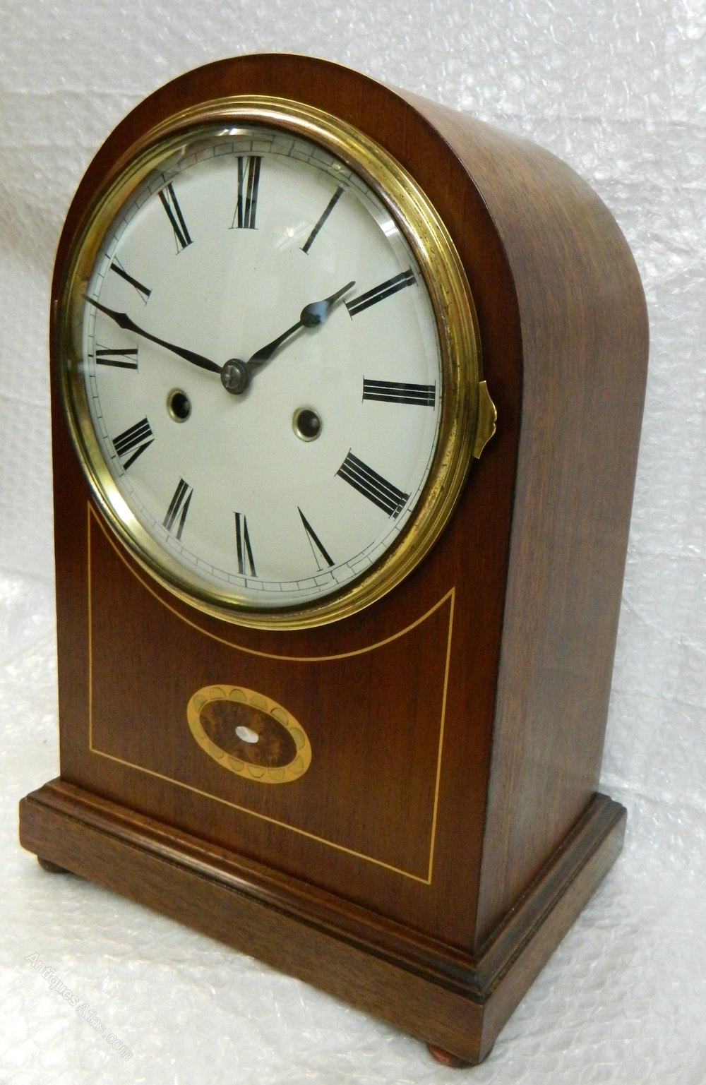 Clock movement american hamburg Hac Clock