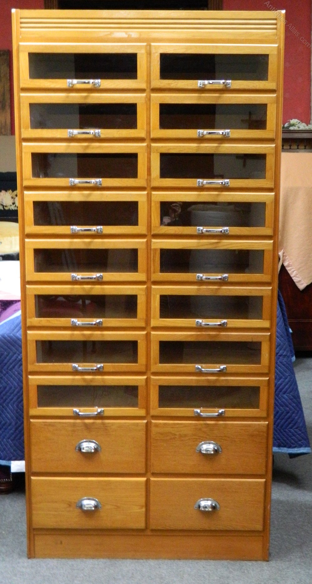 Haberdashery Cabinet Antiques Atlas